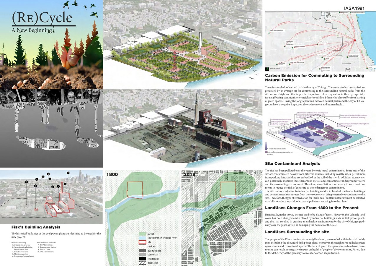 Recycle A New Beginning By Somayeh Ghorbani Architecture Press